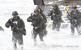 驻澳美军换防 千名海军陆战队员下月初抵澳