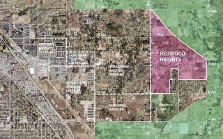 南素里Redwood Heights規劃圖