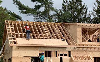 一月住房開工率下降 建築許可量卻超速