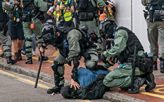 【新闻看点】美警港警六大不同 中共趁乱大外宣