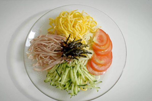 夏季吃日式涼麵~爽口開胃又消暑