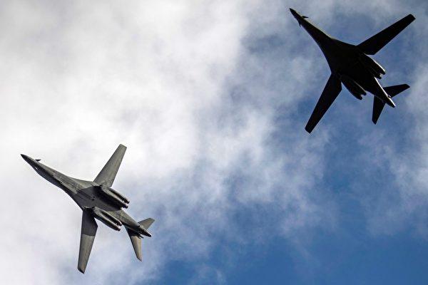 抗共大事记:美吁东盟抗共 再派4架B-1B驻关岛(9/7-9/13)
