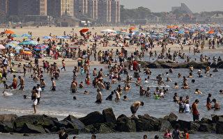 【纽约疫情5.15】美东4州下周五开放海滩