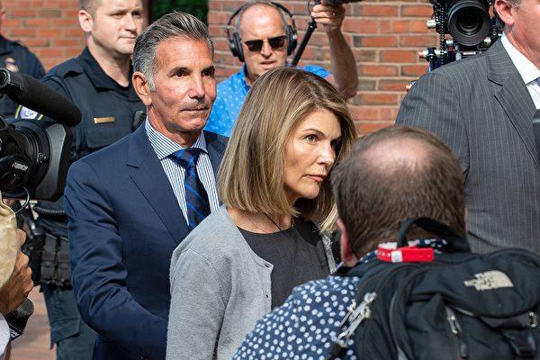 参与大学招生贿赂案 好莱坞又一女星将认罪