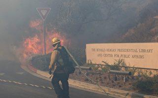 加州野火季即将到来  疫情未定成为当局应对野火的难点