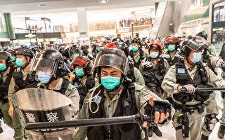 港澳办发指令制造混乱 香港地下党浮出水面