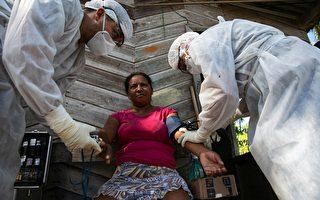 组图:巴西疫情严峻 确诊数突破37万