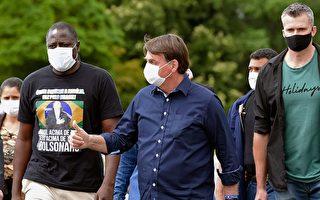 【最新疫情7·25】巴西總統病毒檢測呈陰性