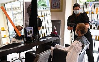 疫情进一步减轻 加州州长纽森准许理发店美发沙龙重开