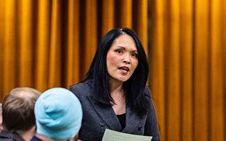 加國議員加盟 32國聯合譴責香港國安法