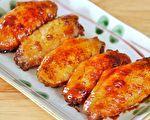 【美食天堂】蒜香枫糖鸡翅~甜中带咸 香气醇厚