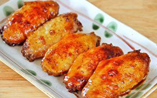 【美食天堂】蒜香楓糖雞翅~甜中帶鹹 香氣醇厚