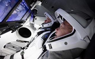 美國載人龍飛船將升空 採用觸屏操控系統
