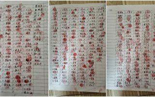 河南洛阳政府强征土地 村民维权遭打压