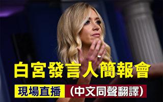 【直播】5·28白宫简报会 川普:悲伤里程碑