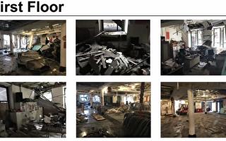 CB3:华埠火灾楼停拆 先落实社区参与