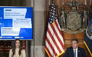 紐約州低收入社區近三成居民曾感染