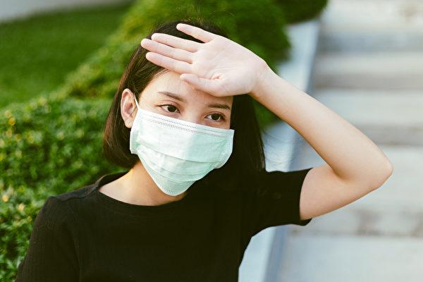 中共病毒(新冠病毒)和流感在症狀、疾病發展速度以及預後這三個方面有何區別?(Shutterstock)