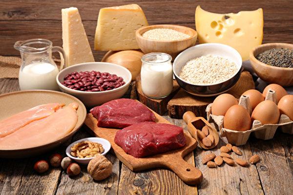 蛋白质是身体主要构成要素,在肌肉养成中占据重要地位。(Shutterstock)
