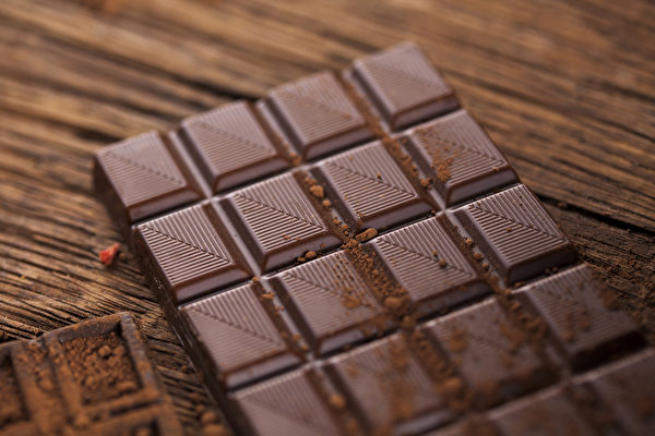 巧克力含鉀量其實也很高,服用降血壓藥時要留意是否可食用。(Shutterstock)