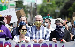 【新泽西疫情6·9】州长参加抗议被质疑违反禁令