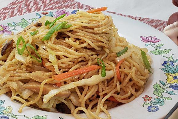 【梁厨美食】炒面和煮粥好吃的秘诀~2道简便主食