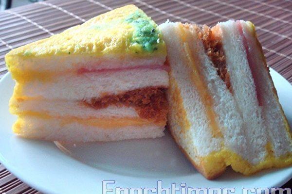 运用小技巧 让你的三明治美味升级