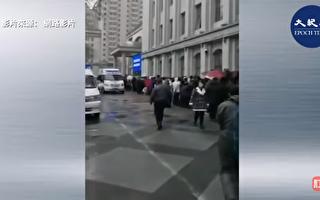 疫情中 哈尔滨医药机构频出状况