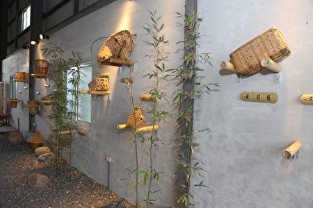 天赦手编竹艺是嘉义县非常重要的文化资产,也是溪口乡特有的传统工艺。