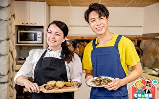 韋禮安與英國奶奶交手 端出中西蛋美味料理