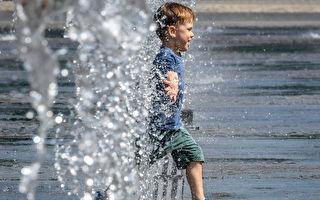 組圖:莫斯科熱浪來襲 120多年來最熱