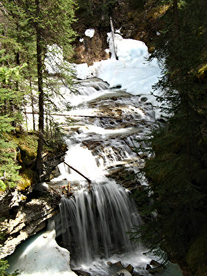 Johnston Canyon, Banff, Banff National Park