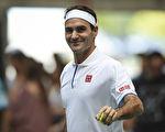 瑞士网球王费德勒(Roger Federer)