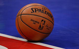 NBA比賽用球
