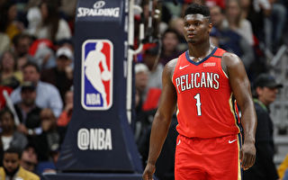 NBA複賽賽制難易迥然不同 錫安受「照顧」