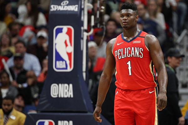 """NBA复赛赛制难易迥然不同 锡安受""""照顾"""""""