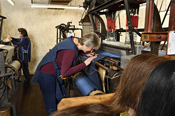 John Boyd Textiles, 馬毛編織