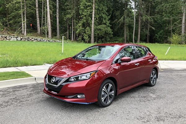 车评:走得更远 2020 Nissan LEAF SL Plus