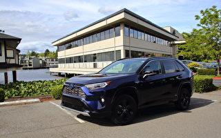车评:越野与市区的Hybrid 2020 Toyota RAV4 Hybrid
