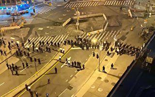 纽约市主计长提削减警局经费 华社有意见