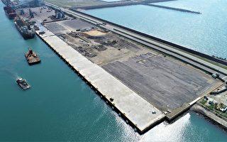 台中港首座风电码头完工 全力投入风电产业