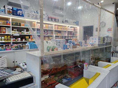 劫匪在中國街大藥房搶走大量阿片類(Opioid)處方止痛藥。