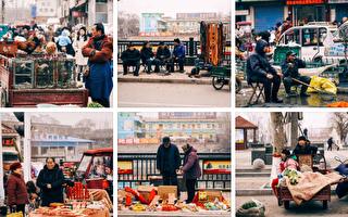 分析:中國火爆起來的地攤經濟為何走不遠
