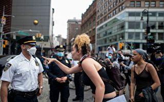 允BLM上街抗议 不准民众在街上聚会?