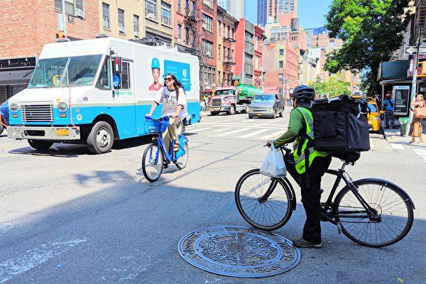 紐約市騎電單車、電動滑板車合法化法案過關