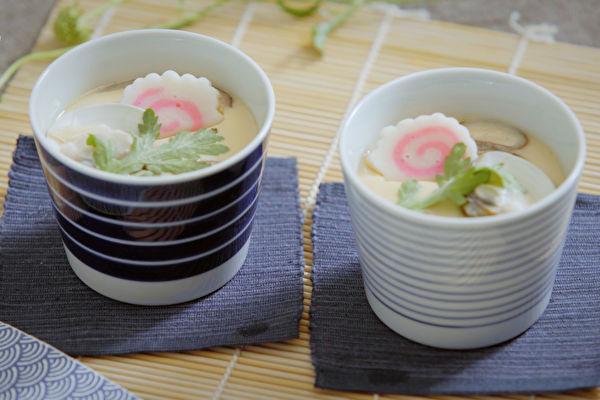 日式茶碗蒸 黄金蛋液比例 蒸出滑嫩口感