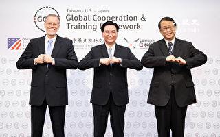 GCTF五週年 臺美日聯合聲明擴大合作