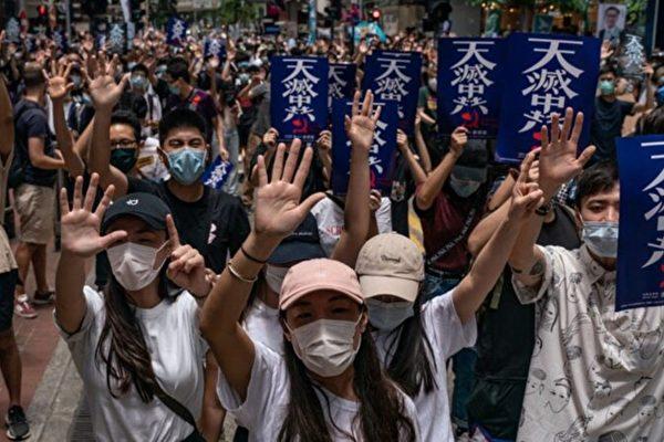 美參院通過法案 制裁限制香港自治的個人和公司