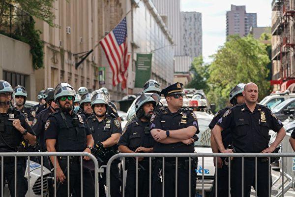 紐約週五凌晨多地發生槍擊案
