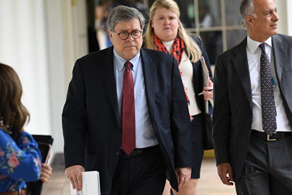 美司法部声明:巴尔没有肯定选举无舞弊